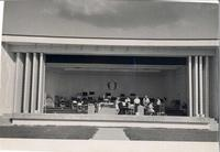 Music building shell open