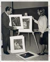 Art Dept Exhibit 1960s
