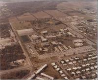 Aerial view of MJC 1970s